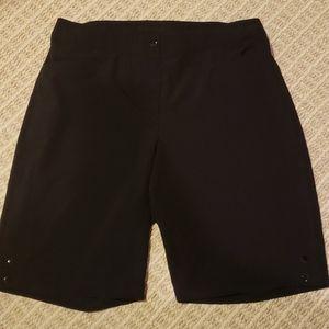 Chico's Zenergy Bermuda shorts